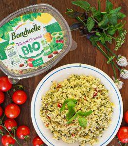 Taboulé Oriental Bio assiette